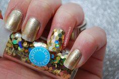Sarah Lou Nails #prom nail art