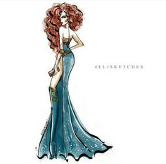 Merida. on We Heart It
