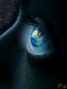 Wallpaper Eye In The Space Photoshop Effects - 1680 x 1050 - Digital Art Photoshop Art Awesome - photo image free beautiful Foto Fantasy, Fantasy Forest, Fantasy Art, Behind Blue Eyes, Eye Sight Improvement, Look Into My Eyes, We Are The World, Foto Art, Believe In Magic