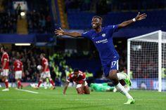 Piala Liga Inggris: Chelsea 5 - 1 Nottingham Forest