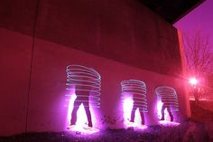 Light Painting Artist Dana Maltby | Light Painting Photography