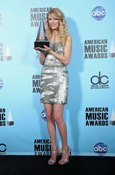 American Music Awards 2008 In the Press Room