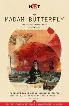Tickets on sale now at www.hawaiiopera.org or (808) 596-7858 for #HOTOpera #MadamButterfly
