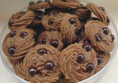 Cara Membuat Kue kering Semprit Coklat