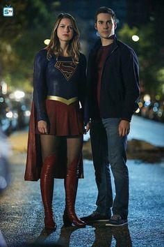 Supergirl & Mon-El