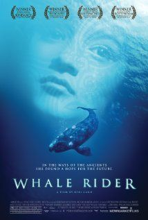 """""""Whale Rider"""" (2002). A contemporary story of love, rejection and triumph as a young Maori girl fights to fulfill a destiny her grandfather refuses to recognize.  This is one of my all-time favorite movies.  The story line is totally captivating.  So see it!  Now!"""