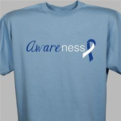 Awareness Ribbon ALS T-Shirt