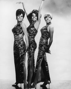 Diana Ross & The Supremes The Supremes was an American female singing group and the premier act of Motown Records during the Jazz, Music Icon, Soul Music, Motown Records, Dr Hook, African American Fashion, The Jacksons, Female Singers, Hip Hop