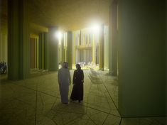 The New Mosque | Academy of Art Spring Show