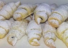 Hungarian Recipes, Bread Baking, Dessert Recipes, Food And Drink, Cheese, Cookies, Croissant, Food And Drinks, Hungary