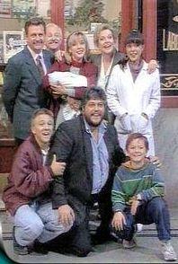Serie de TV Farmacia de Guardia.