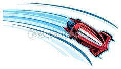 Бобслей — Векторное изображение © SlipFloat #20877349