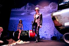 PHILIPP PLEIN Men's Fashion Show FW 2013/2014
