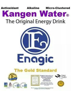 Kangen Water Change your water-Change your life!