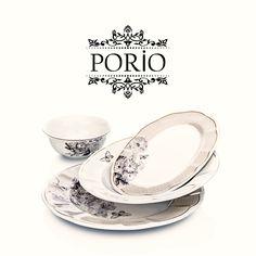 Keşfedilmeyi bekleyen büyülü dünya... #porio #ask #love #gercekask #porselen #sofra #porcelain #dinner #food