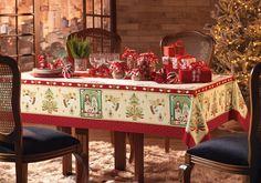 Toalha de mesa Presépio de Natal