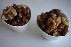 Galet goda och smakrika nötter