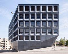 Gallery of Office Building in Liestal / Christ & Gantenbein - 8