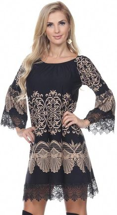 b79d2973b7a Discount Women S Fashion Boots #WomenS70SFashionPictures  #DiscountWomenSClothing Brown Dress, Dress Black, Bell