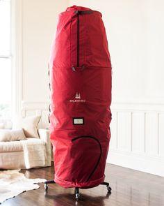 Rolling Christmas Tree Storage Bag | Balsam Hill UK
