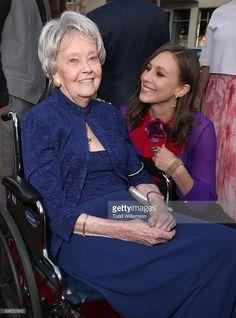 Lorraine Warren with her daughter, Judy Warren ...