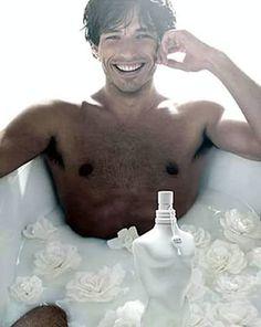 Supermodel Andrés Velencoso Segura (born 11 March 1978 in Tossa de Mar, Catalonia