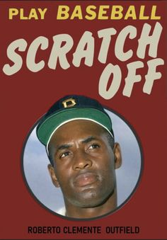 Roberto Clemente, Pittsburgh Pirates, Baseball Cards, Sports, Board, Hs Sports, Sport