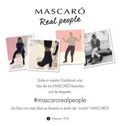 #MascaroRealPeople