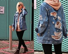 More looks by Cristiana A.: http://lb.nu/heyyyblondie  #casual #sporty #street #fashionblogger #blogger #personalstyle #streetstyle #oversized #hoodie