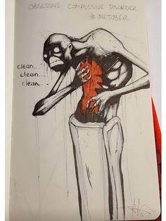 Depression: Diese Zeichnungen helfen Menschen mit ihrer Krankheit - Art - bento