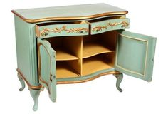 1950s French Provençal-Style Commode