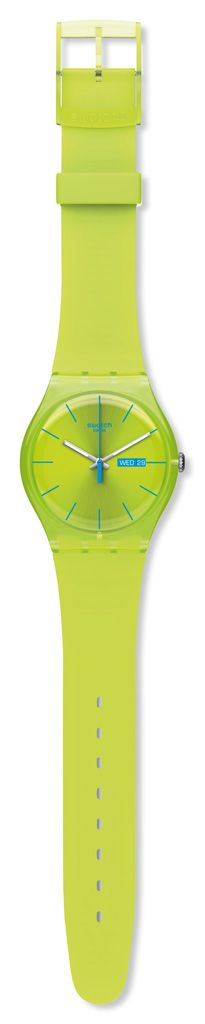 I'm not usually a collector, but I'd love to hoard Swatch watches, especially those from my childhood/adolescence. LBW