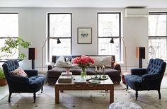 An East Village Home For A Talented Couple   Design*Sponge