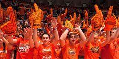 Orange Krush! #Illini #Krush