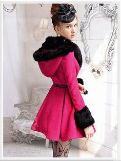 Mango Doll - Rose Wool Coat , $96.00 (http://www.mangodoll.com/all-items/rose-wool-coat/)