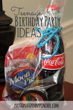 Tween and Teen Party Ideas Traktaties Deco en Verjaardag