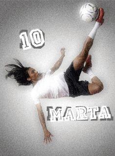 Futebol Feminino *Marta