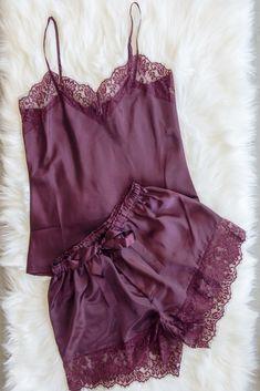Pajama Outfits, Lazy Outfits, Cute Outfits, Fashion Outfits, Cute Pjs, Cute Pajamas, Pajamas Women, Cute Sleepwear, Lingerie Sleepwear