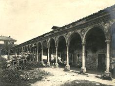Milano - Lazzaretto inizio 1900