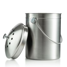 48 best stainless steel compost pail images compost pail rsvp rh pinterest com