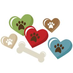 Animals/Pets - Miss Kate Cuttables | Product Categories Scrapbooking SVG Files, Digital Scrapbooking, Cute Clipart, Daily SVG Freebies, Clip Art