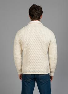 Seamus Roll Neck Sweater