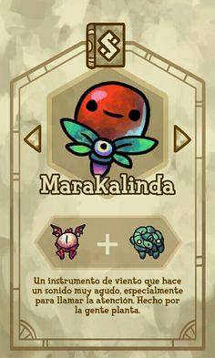 Primer libro: Marakalinda