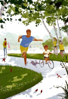Things you don't forget by Pascal Campion.