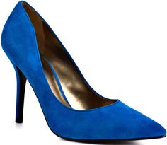 Guess Shoes Mipolia - Med Blue