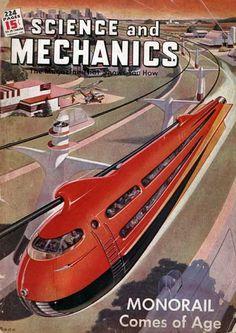 Así se veía el futuro en 1950 » The Clinic Online                                                                                                                                                                                 Más