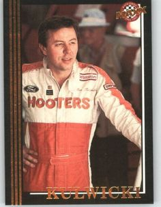 1992 Maxx Black Racing Card # 7 Alan Kulwicki -