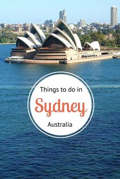City Gudie - Things to do in Sydney, Australia. Where to eat, drink, sleep, shop, explore and much more!