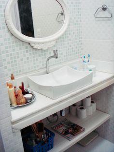 12 banheiros de membros da Comunidade MINHA CASA - Casa