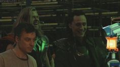 Never seen this one before...ooh Tom's smile♥ gif